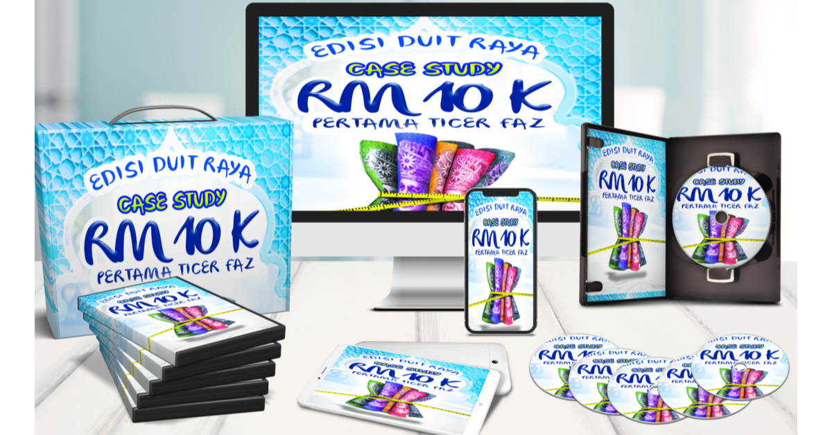 Review Video Case Study 10K – Ticer Faz (Edisi Raya)